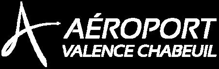 logo Aéroport Valence Chabeuil