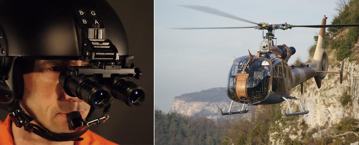AEROTEC-GROUP, vision de nuit, maintenance et modernisation d'hélicoptères