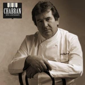 Michel CHABRAN, défenseur de la gastronomie drômoise