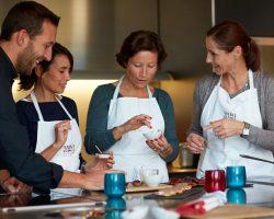 Scook, école de cuisine deScook, école de cuisine de Anne-Sophie PIC Anne-Sophie PIC